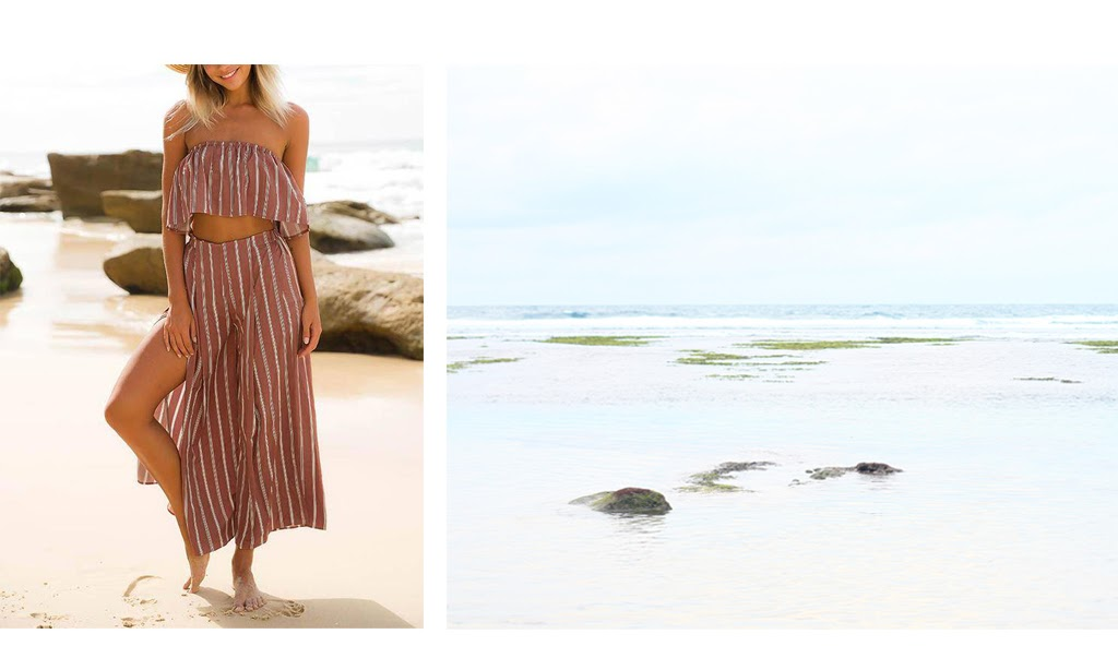 outfit ideas: beach vacation