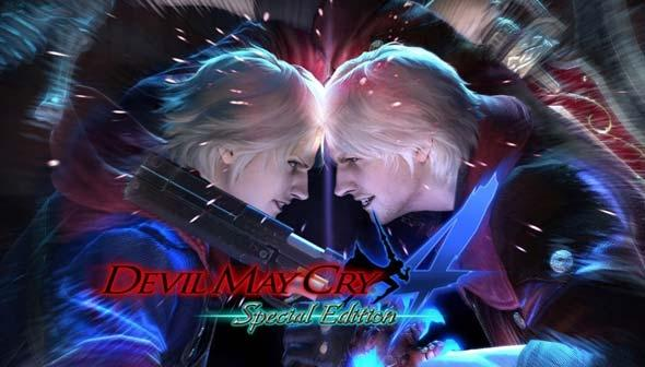 How to Free Download and Play Game Devil May Cry 4 for Computer PC or Laptop