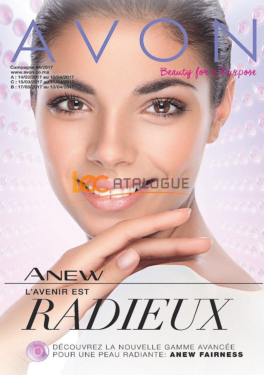 Catalogue Avon Maroc Du 14 Mars Au 10 Avril 2017 Lecatalogue 100