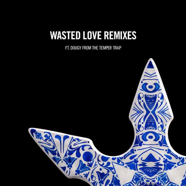Steve Angello - Wasted Love Remixes (feat. Dougy) Cover