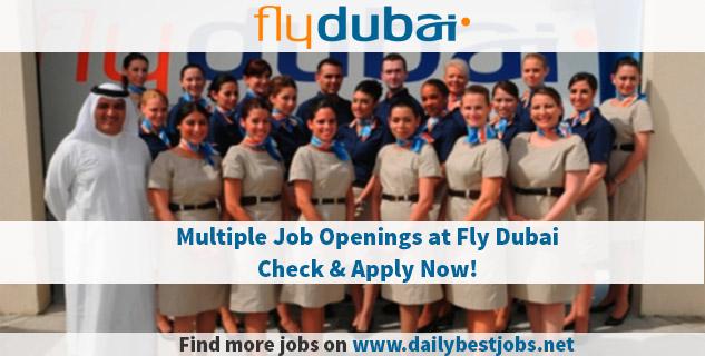 FlyDubai Careers, UAE Jobs, Fly Dubai