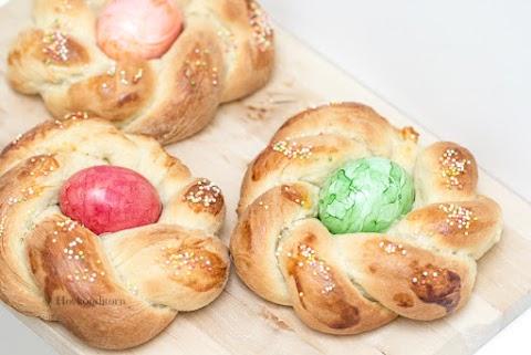 Treats for Easter / Påsk Bakverk