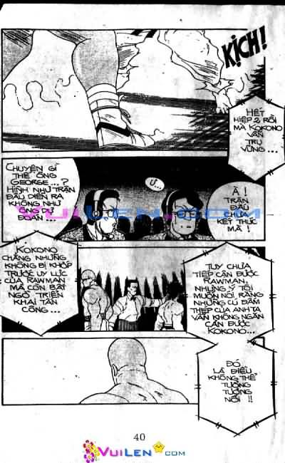 Shura No Mon  shura no mon vol 18 trang 41