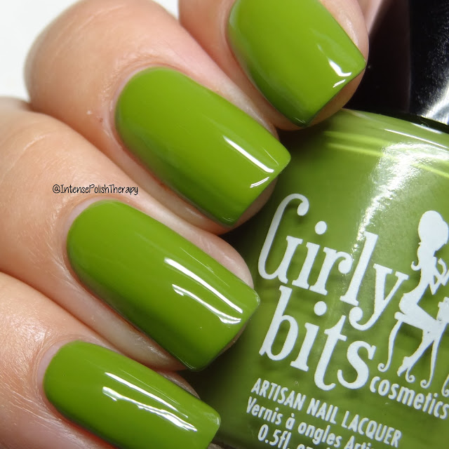 Girly Bits - It's Near Leaf All