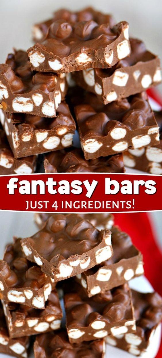 5 Minute Fantasy Bars