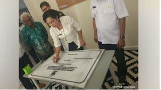 Pemda Papua dan WWF Indonesia Bangun Pusat Belajar Konservasi