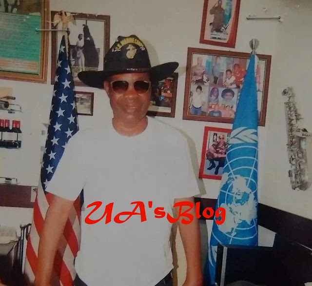 Fake US army colonel, accomplice arrested by EFCC after defrauding victim of $5,000 (photos)