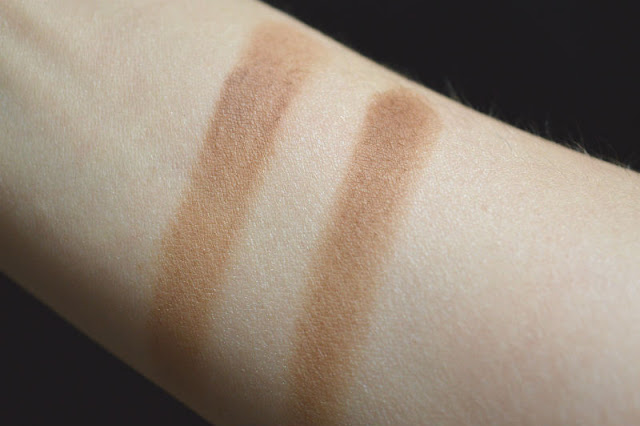 Brija Cosmetics The Abbey - Makeup Geek Preppy Dupe Swatch