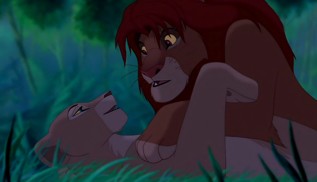Thank for lion king sex scenes have removed