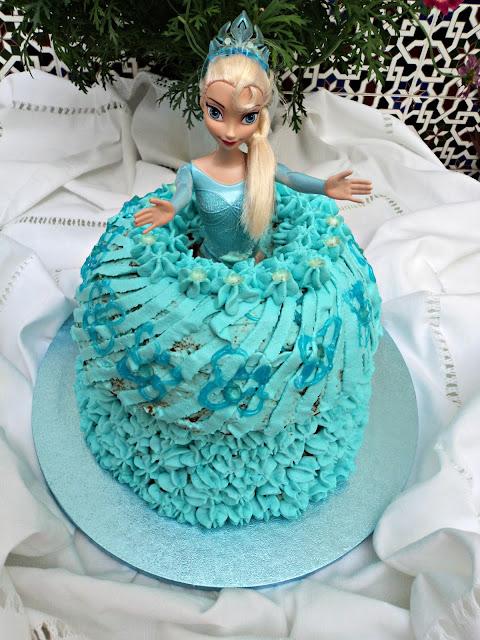 tarta-vestido-muñeca-frozen-final