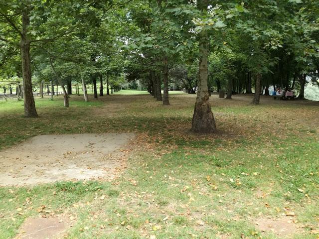 Parque de merendas do arnado