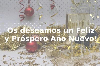 NCV os desea un Feliz Año Nuevo!