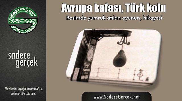 Avrupa kafası, Türk kolu