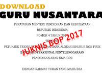 Download Juknis BOP Tahun 2017 | gurunusantara4.blogspot.com