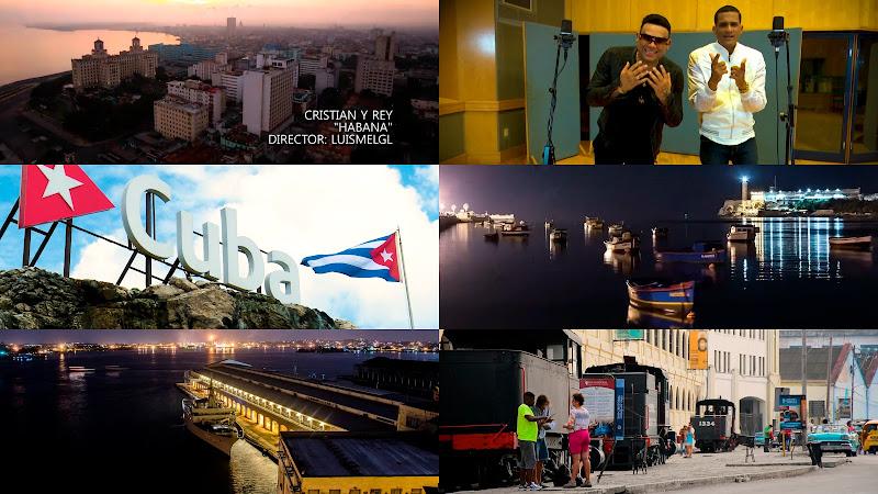 Christian & Rey - ¨Habana¨ - Videoclip - Dirección: LuismelGL. Portal del Vídeo Clip Cubano