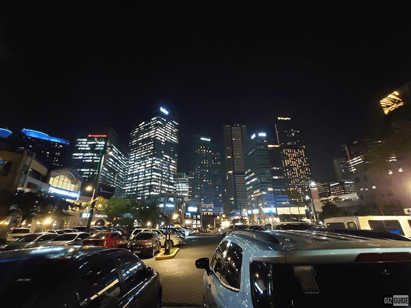 Ultra-wide night