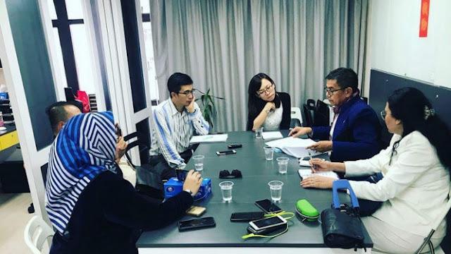 Konspirasi Asia Sentinel Diduga karena SBY Dukung Prabowo