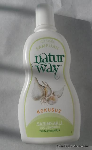 Otacı Naturway Sarımsaklı Şampuan