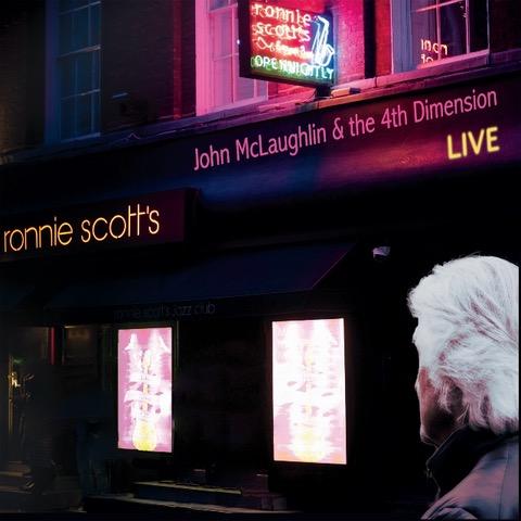 JP's Music Blog: CD Review: New Live Album From John McLaughlin