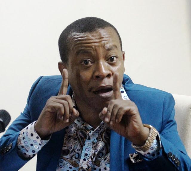 """Steve Achukizwa na Utani wa Joti """"Huna Wakubwa Kwenu''"""