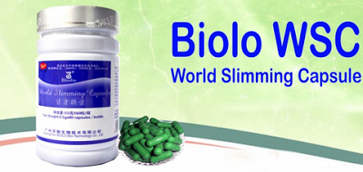 wsc biolo, pelangsing biolo, biolo slimming, biolo asli