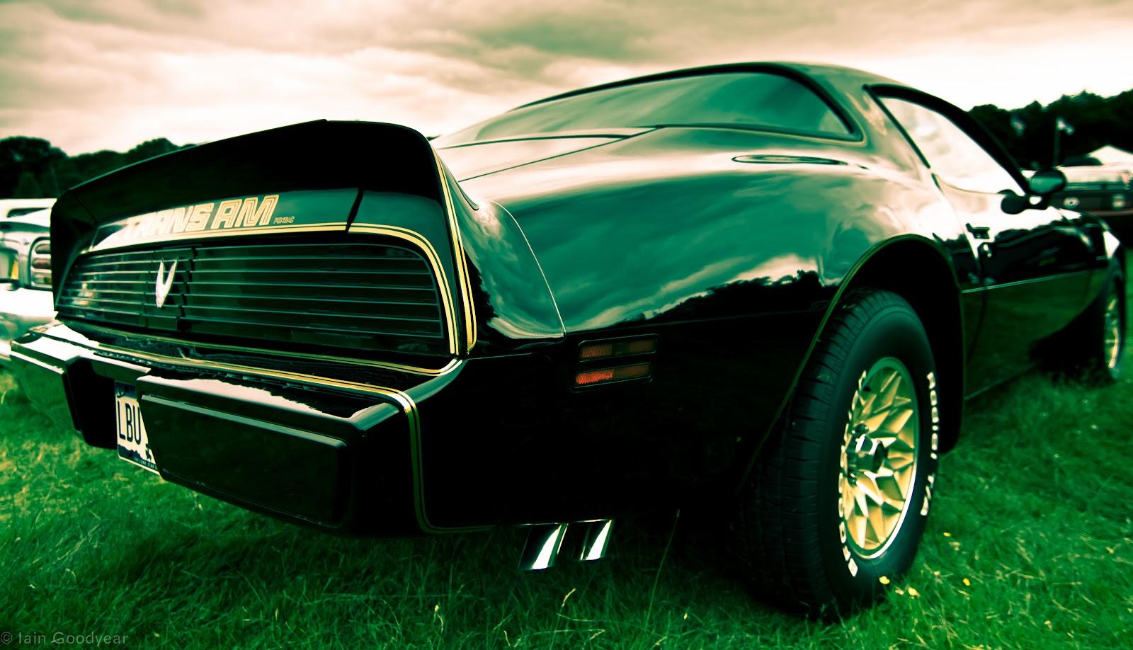 American Classic Car Show Tatton Park