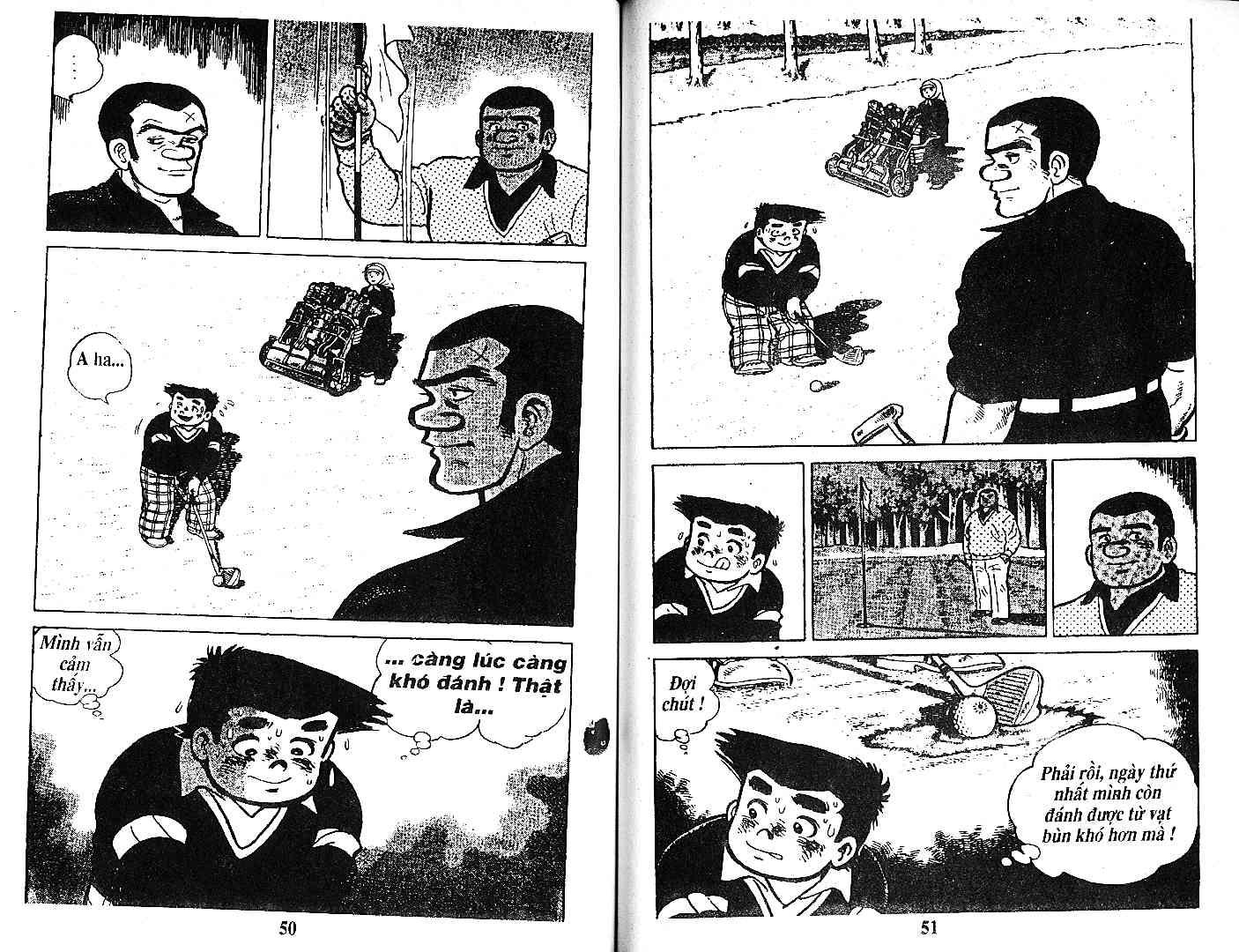 Ashita Tenki ni Naare chapter 28 trang 24