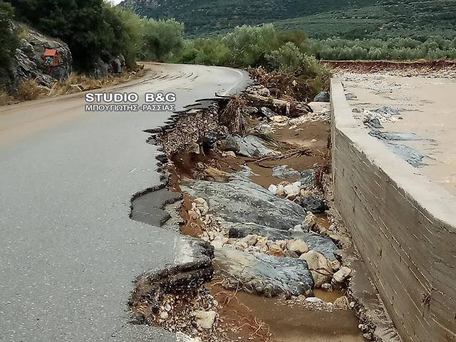 ΚΚΕ Πελοποννήσου: Απαιτούμε να ληφθούν τώρα μέτρα αντιπλημμυρικής προστασίας