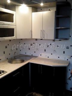 мебель для кухни в небольшое помещение