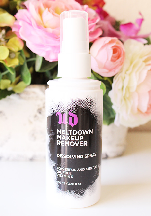 Meltdown Makeup Remover: desmaquillante en spray