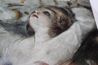 Ángelas, frescos de Francisco de Goya en San Antonio de la Florida