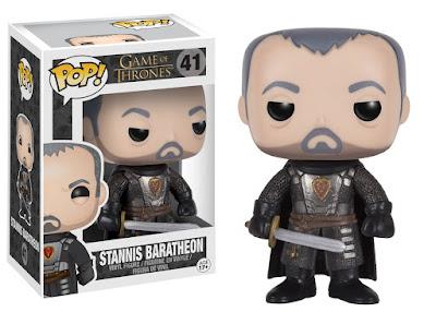 TOYS : JUGUETES - FUNKO POP  Juego de Tronos - Stannis Baratheon  Figura - Muñeco | Game of Thrones  A partir de 17 años  Comprar en Amazon España & buy Amazon USA