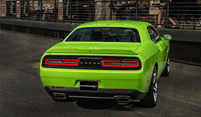 2017 Dodge Challenger GT AWD green hd wallpaper
