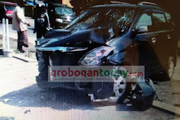 Sopir Mengantuk, Kecelakaan Karambol Terjadi di Jalan Purwodadi - Semarang