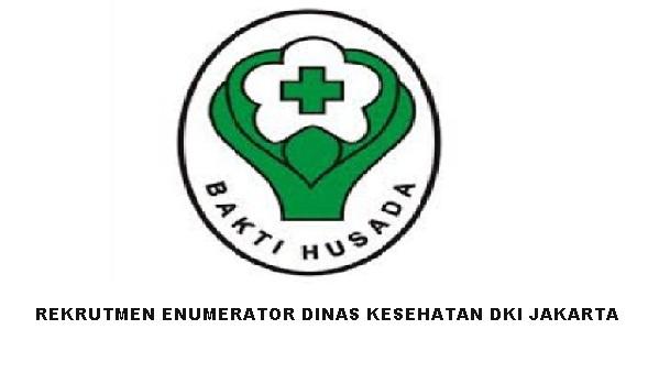 Rekrutmen Enumerator Dinkes DKI Jakarta