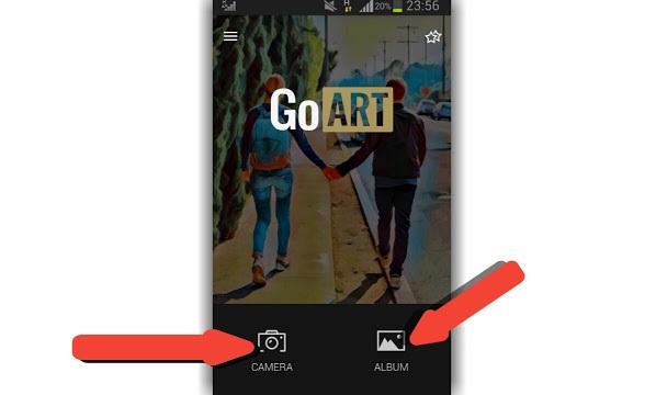 تطبيق أخر جديد يحول صورك إلى صور فنية مرسومة بإحترافية