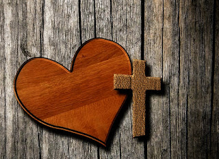 image Heart and cross Cameron Community Church Kawartha Lakes Valentines Dinner
