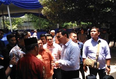 Acara Maulid Nabi di Asrama Aceh Foba Bubar Setelah Ahok Datang