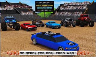 Game Xtreme Limo: Demolition Derby App