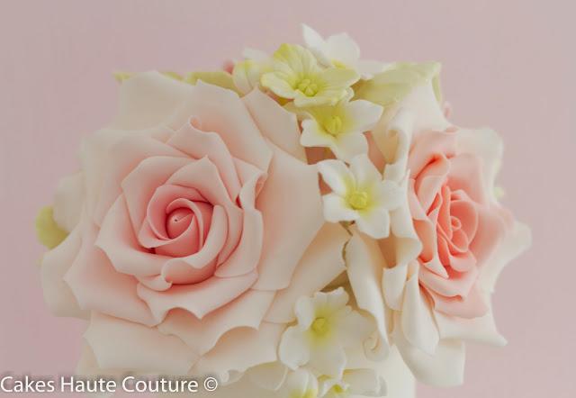 Curso de flores de azúcar de Patricia Arribálzaga