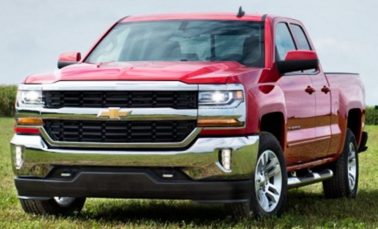 Chevrolet Silverado 2017 Review