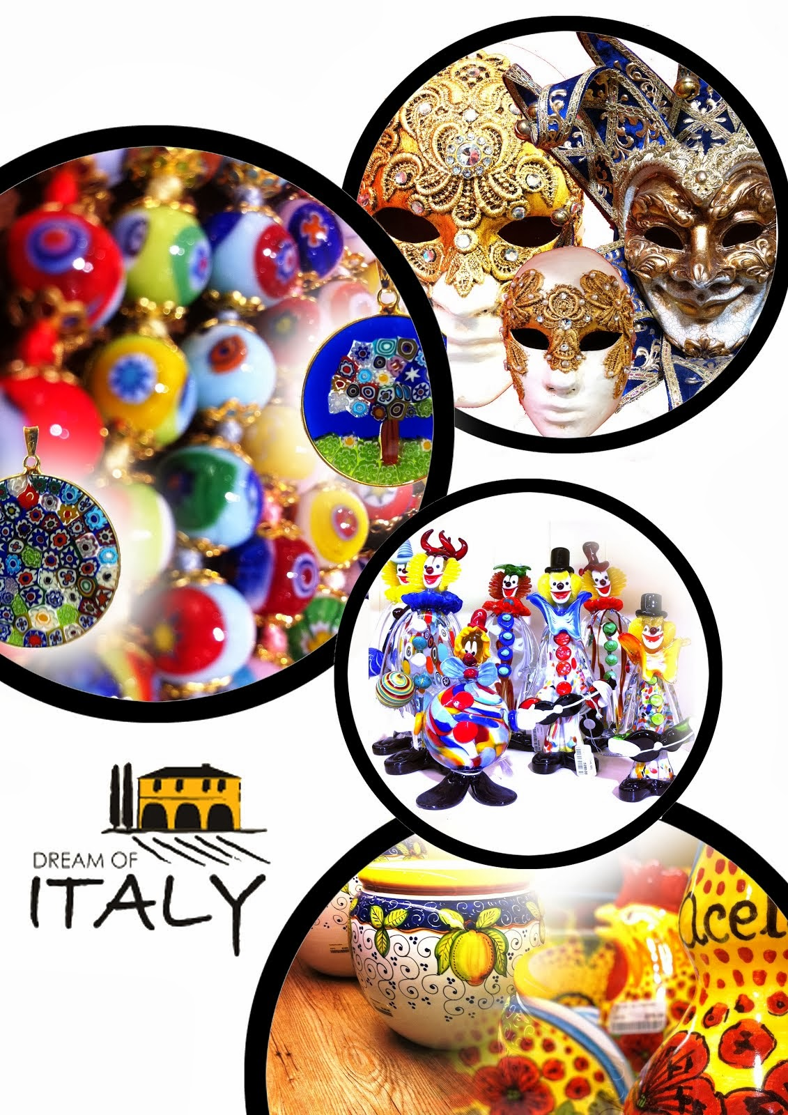 10% off at Dream of Italy