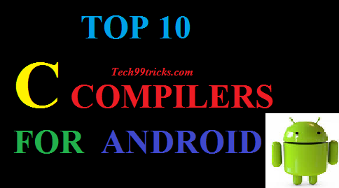 Top 10  C Compiler Apps For Android,c language compilers for android
