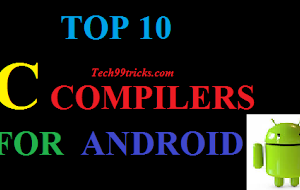 Top 10  C Compiler Apps For Android