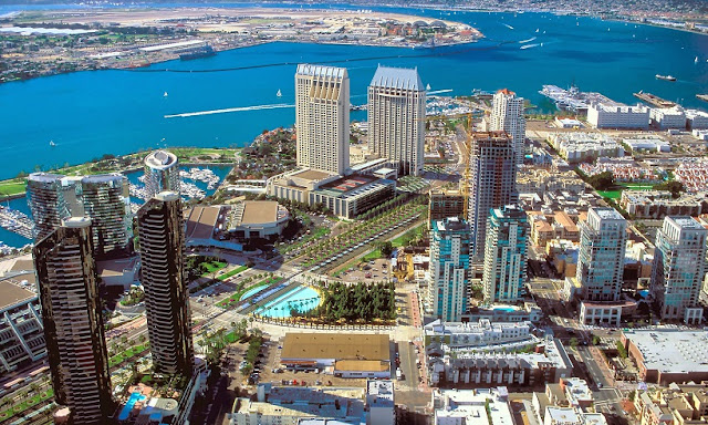 San Diego em junho