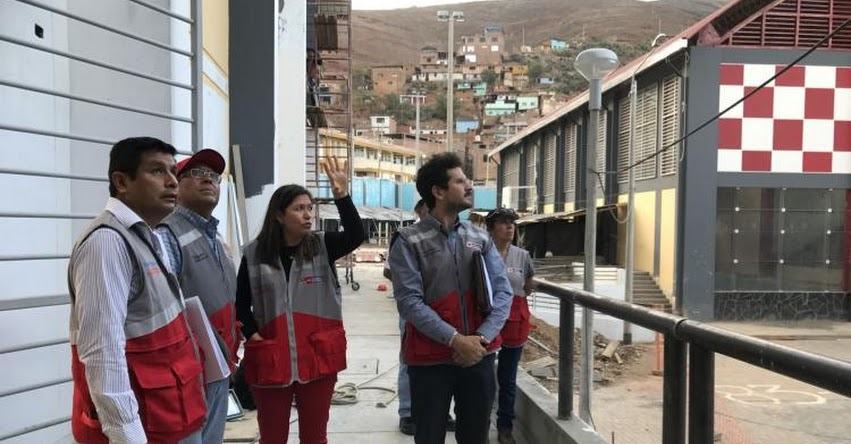 MINEDU invierte S/ 19 millones para financiar obras de mejoramiento en colegio emblemático Nuestra Señora de las Mercedes, en Huánuco - www.minedu.gob.pe