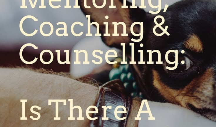 Mentoring, Coaching & Counselling: Is There A Difference?