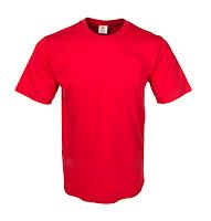 Kaos Polos Eco Soft Merah