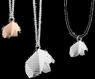 Kosha bijoux en Origami de Qualité