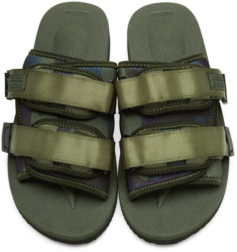 9bdd004ab52f Slide On Me  Suicoke X Stussy Moto Sandals